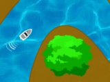 flash игра Boat Race