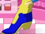 flash игра Fashion Rain Boots