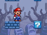flash игра Super Mario Bros. 2 Star Scramle Ghost Island