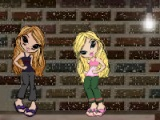 Bratz kidz haunted house