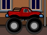 flash игра Monster Truck Curfew