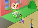 flash игра Sim Lemonade Millionaire