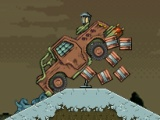 flash игра Across Zombieland