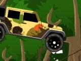 flash игра Extreme Explorer Truck