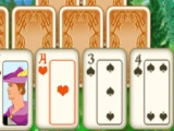 flash игра TRI TOWER SOLITAIRE