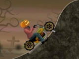flash игра Pumpkin Head Rider