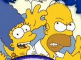 flash игра Simpsons Magic Ball