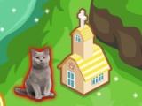 flash игра Cat Village