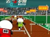 flash игра Panda Hurdle