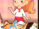 flash игра My lovely cake pop