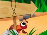 flash игра Hurry Up Ant