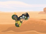 flash игра League Motocross