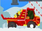 flash игра Santa Truck 2