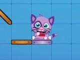 flash игра Cat Shmat