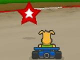 flash игра Puppy Racing