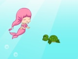 flash игра Mermaid pearls