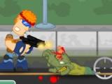 flash игра Zombie Waves