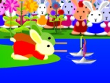 flash игра Bunny Bloony 4