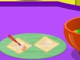 flash игра Veggie samosa