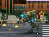 flash игра Armored Fighter