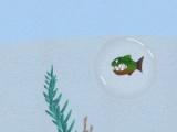 flash игра Tiny Piranha