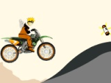flash game Naruto MotoCross Ras