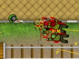 flash игра Endless War 4