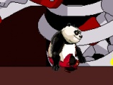flash игра Kungfu Panda Skeleton