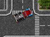 flash игра 18 Wheels Driver 4