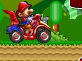 flash game Mario ATV 2
