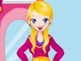 flash игра Shop For Winter Dress Up