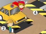 flash игра Frenzy Garage