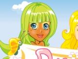 flash игра Amazing Little Girl