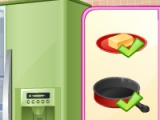 flash игра Donuts: Sara's Cooking Class