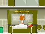 flash игра Hospital Admin