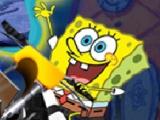 flash игра Spongebob Bike 3D