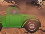 flash игра Ben 10 Little Truck Ride