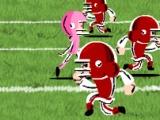 Flash игра для девочек Quarterback KO
