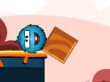 flash игра Fluffy ball