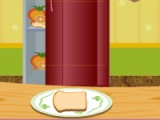flash игра Sandwich making