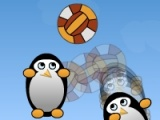 flash игра Volleyball Penguins