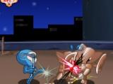 flash игра Monkey War Monster