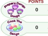 Flash игра для девочек Dango