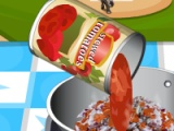 flash игра Game Day Chili Cooking