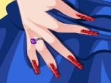 flash игра Spring Manicure