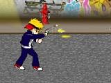 flash игра New York City Gangs