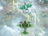 flash игра Sky Fire - Flight Fighting Game