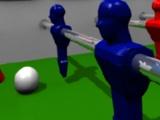 Flash игра для девочек Real Foosball