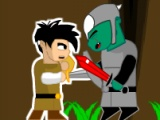 flash игра Doodle Warrior