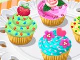flash игра Cupcakes
